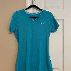 Nike dry fit short sleeve shirt
